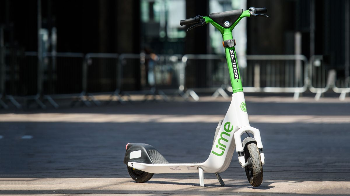 You can now hire an electric scooter in London