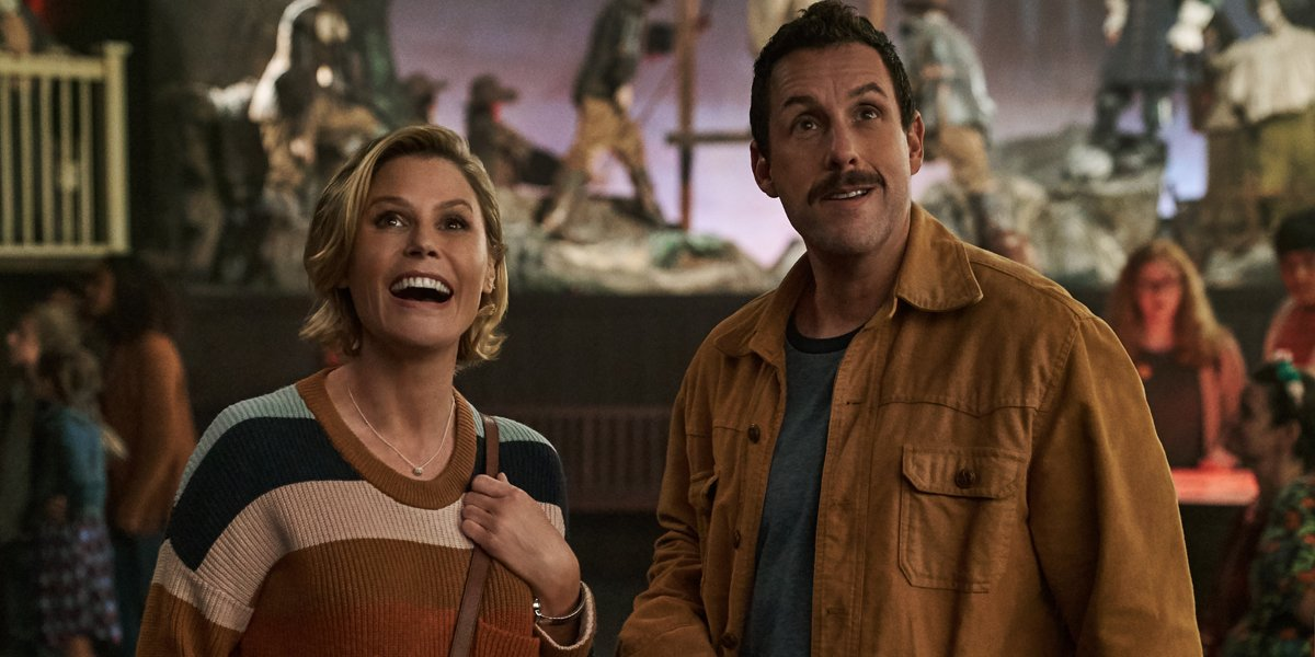 Netflix's Hubie Halloween Review: Adam Sandler's Latest Gets Some Laughs, But It's A Bummer As An Uncut Gems Follow-Up