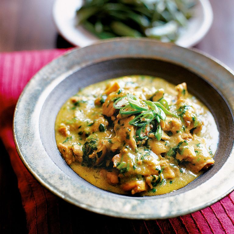 Keralan Green Chicken Curry recipe-chicken recipes-recipe ideas-new recipes-woman and home