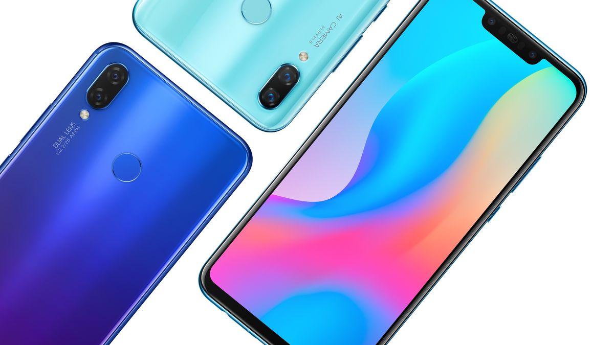 Huawei adds nova 3 and nova 3i to the mid-tier range