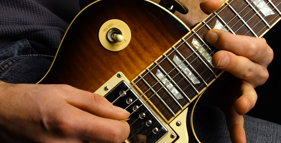 Applying Sweep Arpeggios Musically Over Chord Changes