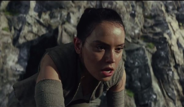 daisy ridley Rey the force awakens