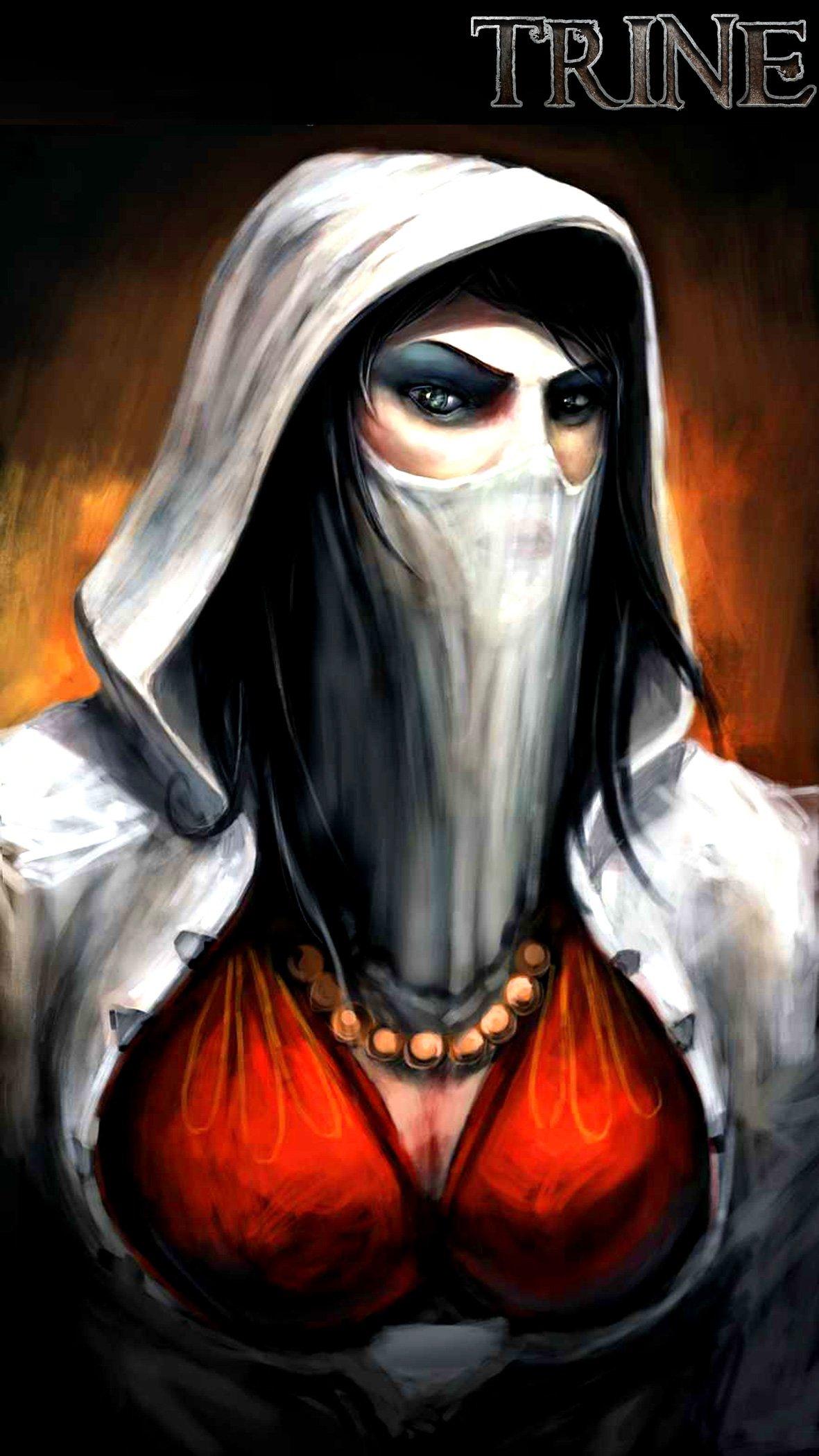 New Trine Art Introduces Zoya The Thief #7795