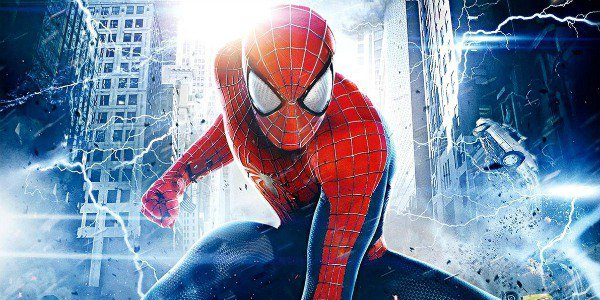 Andrew Garfield - The Amazing Spider-Man 2 Poster