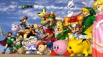 The Bizarre Reason A Competitive Smash Bros. Player Is Dropping Out Of A Tournament