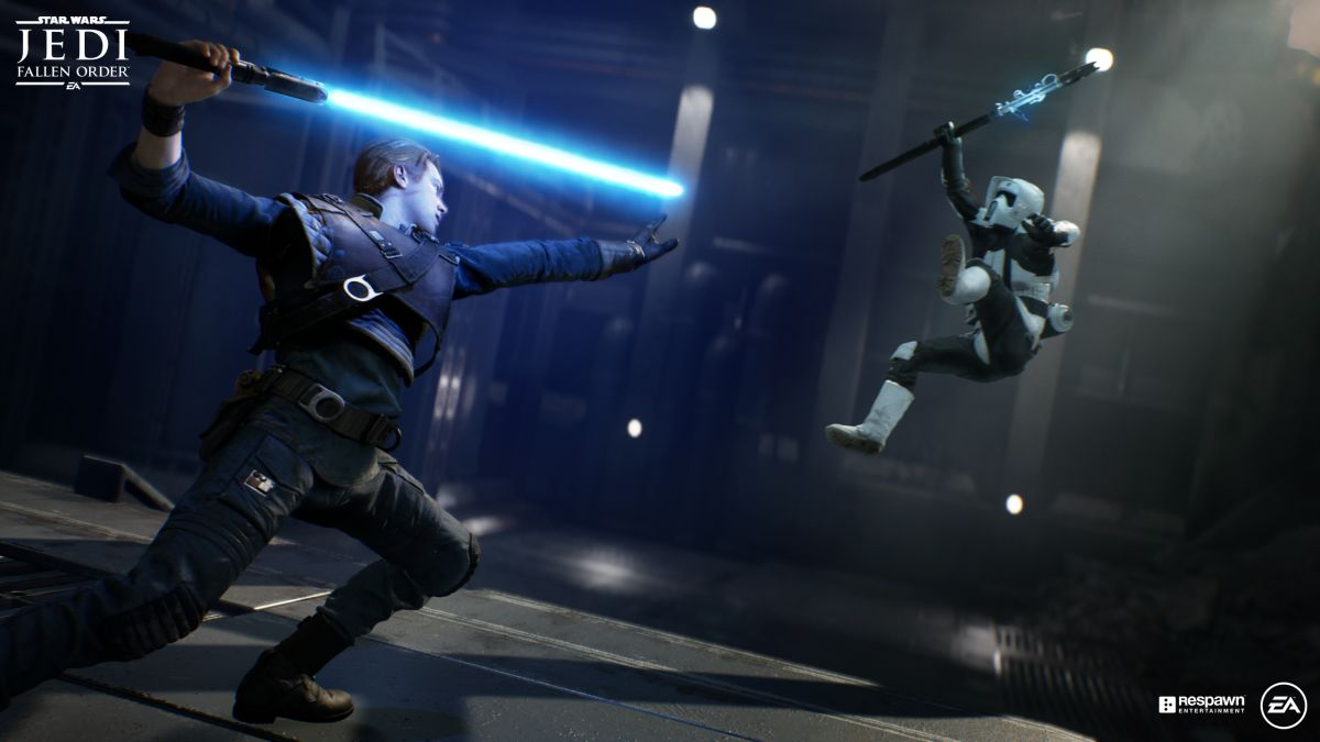 The 'Jedi' in Star Wars Jedi: Fallen Order acts a lot like a Sith