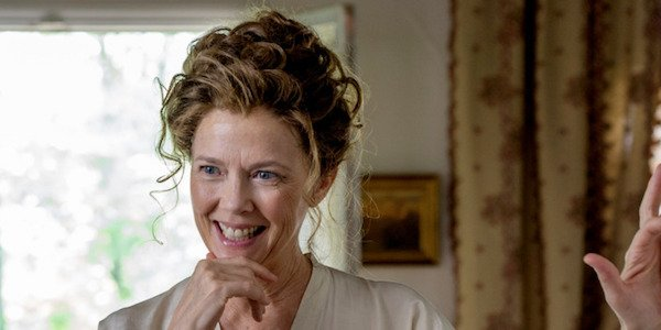 Anete Benning in The Seagull