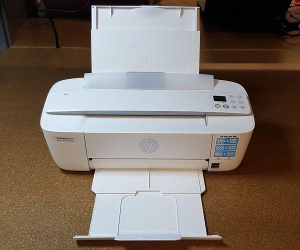 HP DeskJet 3755 Review - Pros, Cons and Verdict | Top Ten