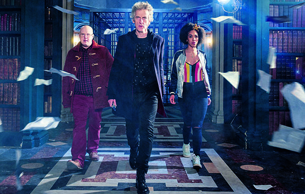 This week on Doctor Who, Nardole, The Doctor and Bill head to the Vatican for a The first chapter of a three-part story