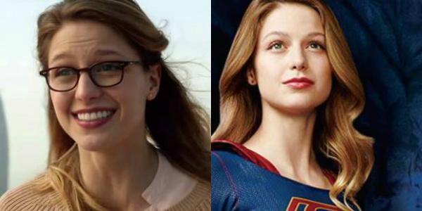 kara and supergirl