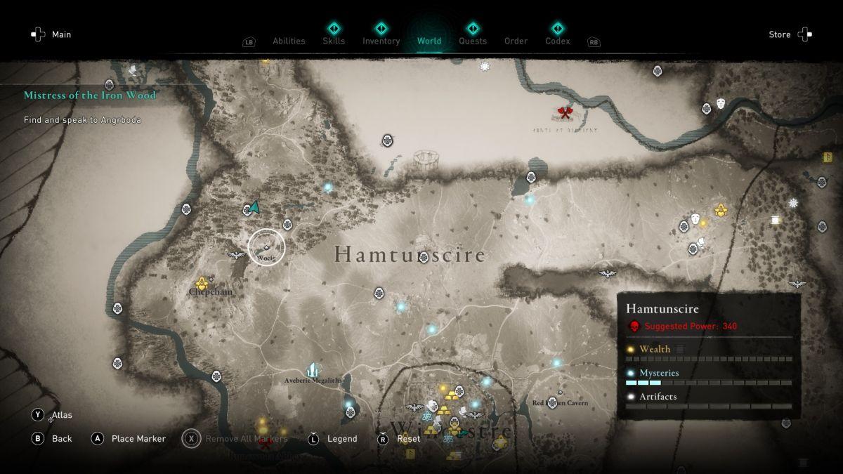 Ac Valhalla Excalibur How To Get Excalibur In Valhalla Pc Gamer
