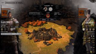 Topple dynasties from the shadows with your web of undercover spies in Total War: Three Kingdoms