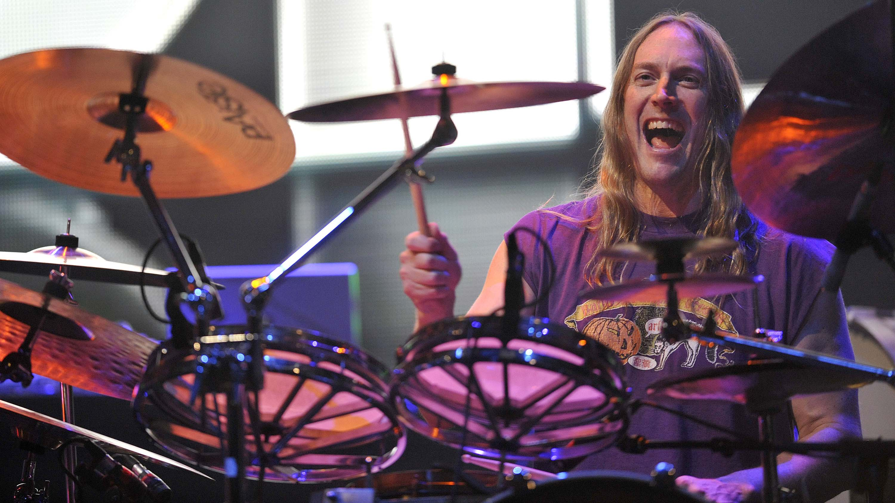 "Danny Carey: ""It's a sad thing when almost every band you"