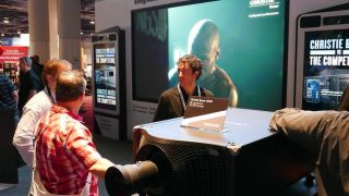 Christie at InfoComm 2015