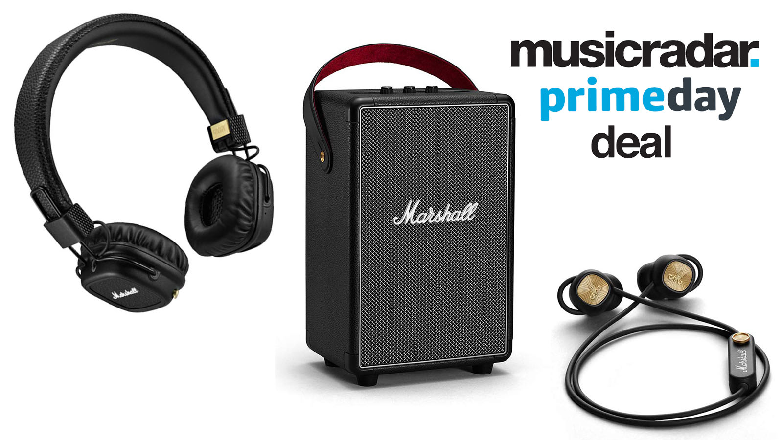 Prime Day 2019: Save up to $120 on Marshall Bluetooth speakers and headphones | MusicRadar
