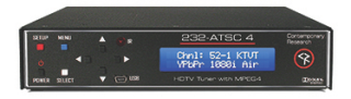 Contemporary Research Launches HDTV Tuner