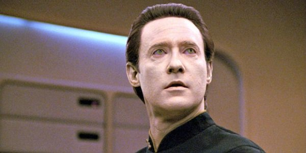 Data Star Trek: The Next Generation