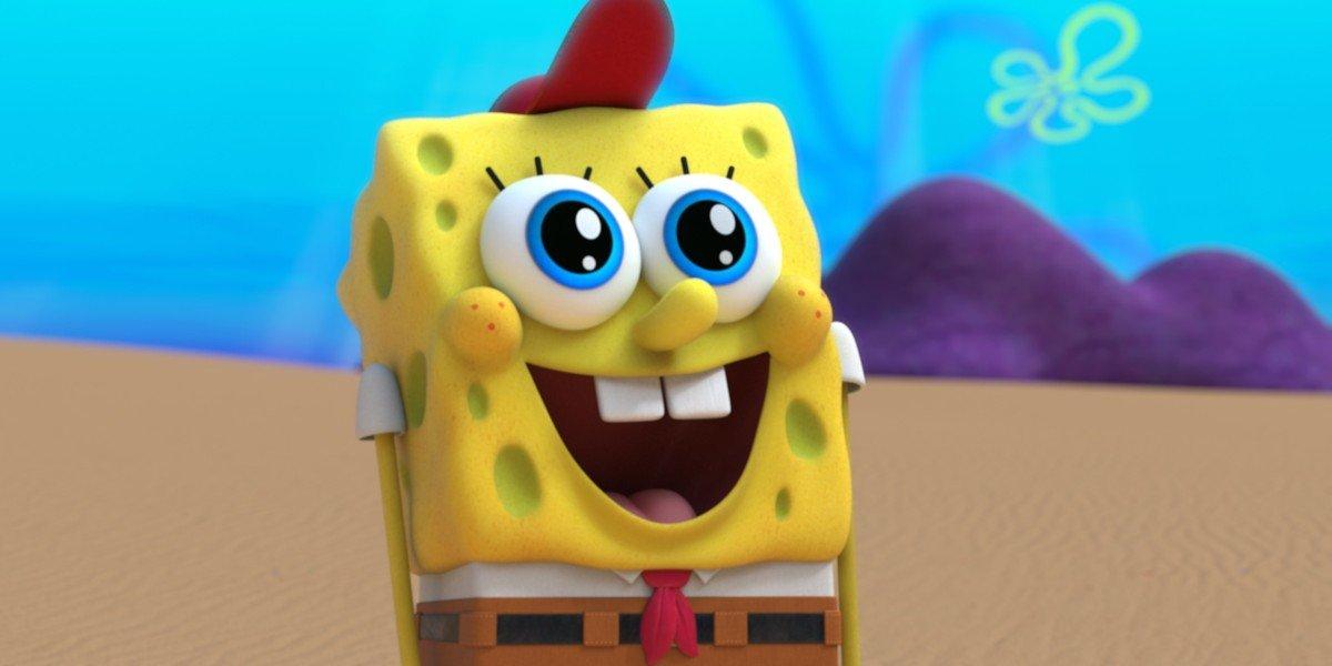Spongebob Kamp Koral Paramount+