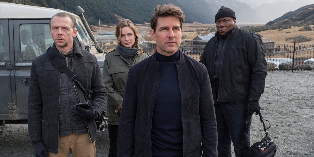 Mission: Impossible - Fallout main cast
