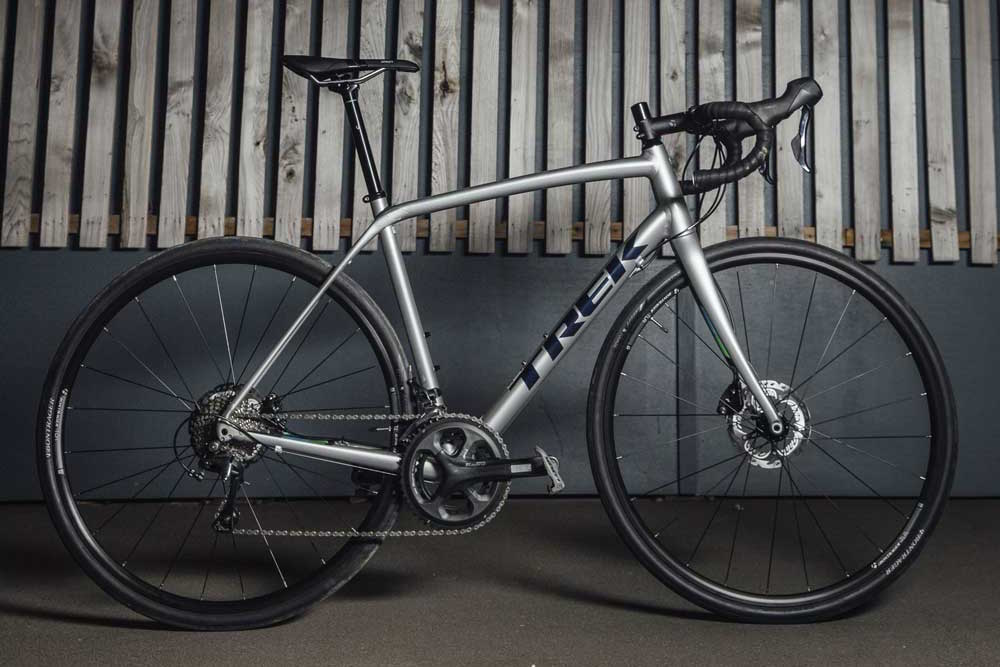 Trek Domane Alr 4 Disc Cycling Weekly