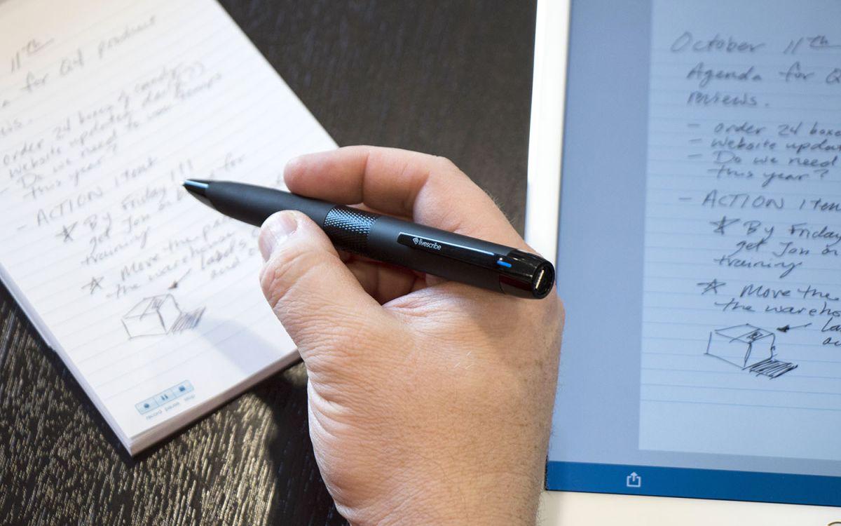 Best Smart Pens 2019 - Digital Pens for Sketching, Note