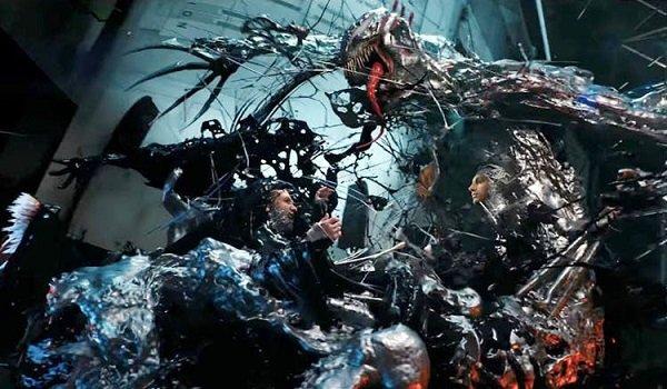 Venom Riot Tom Hardy Riz Ahmed Venom