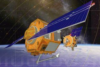 Orbital Express: Prototype Satellites Primed for In-Flight Service