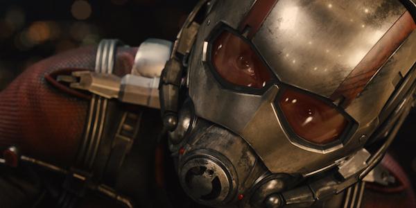 Scott Lang as Ant-Man