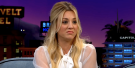 Kaley Cuoco Had Some Words For Fans Calling Her Out For Wearing A Mask While Exercising