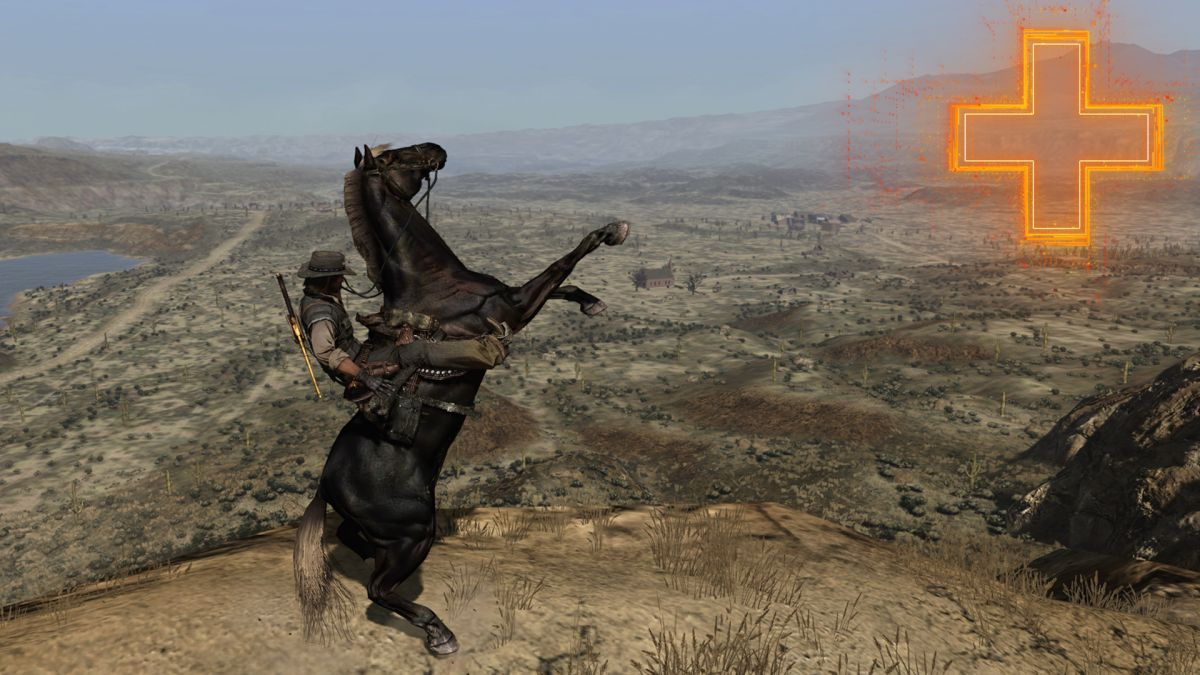 Games That Defined The Decade Red Dead Redemption Captures