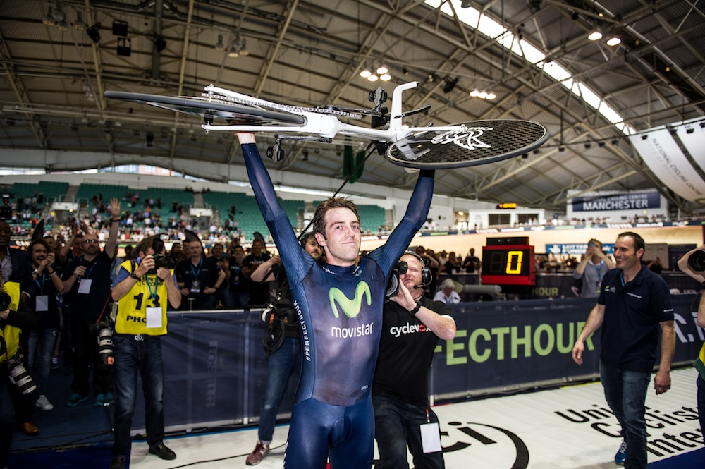 The most amazing thing about Dowsett's Hour? He could have gone faster