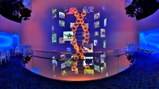 Interactive Exhibits by Electrosonic at North Carolina Museum of Natural Sciences
