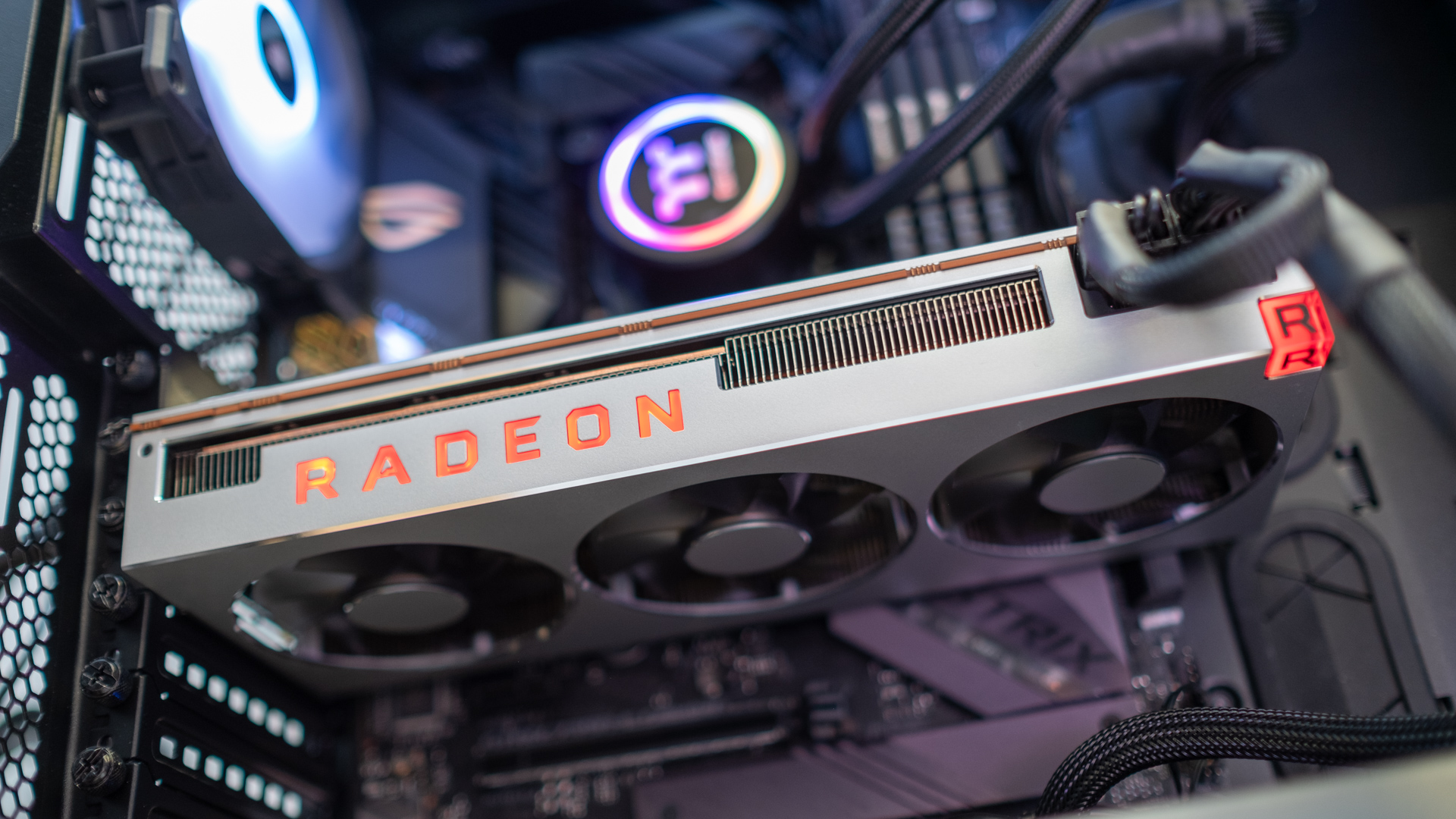 AMD Radeon VII review | TechRadar