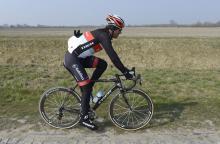 Fabian Cancellara (RadioShack Leopard) is the heavy favourite for Sunday's Paris-Roubaix