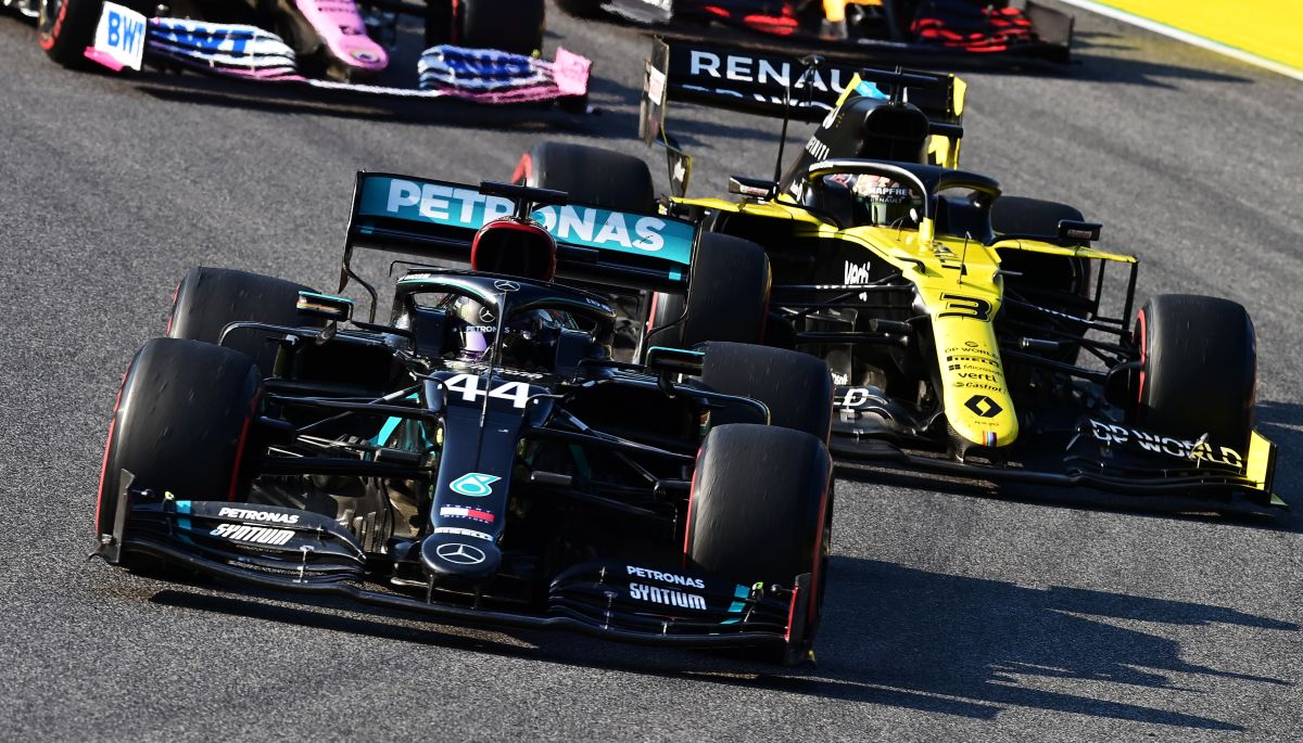 F1 Livestream