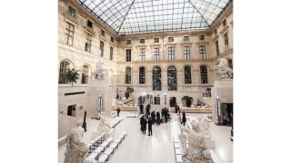 L-Acoustics Syva Drives Paris Fashion Week Show at the Louvre Museum
