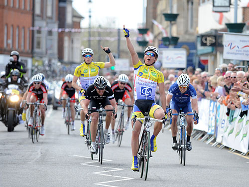 Michael Berling wins East Midlands CiCLE Classic 2010