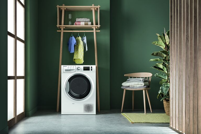best tumble dryer - Hotpoint tumble dryer - Real Homes