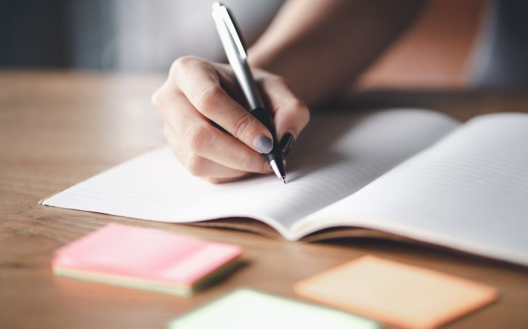 Guided journaling ideas