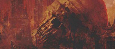Heathen - Empire Of The Blind album cover
