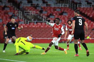 Arsenal v Dundalk – UEFA Europa League – Group B – Emirates Stadium