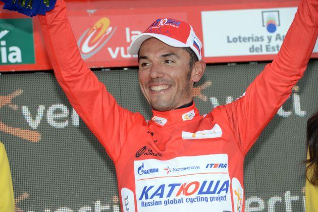 Joaquin Rodriguez, Vuelta a Espana 2012, stage 15