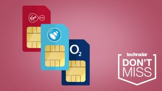 Black Friday Sim Only Deals Have Come Early With Bargains From O2 Virgin And More Techradar