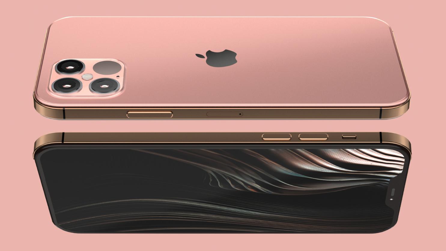 iPhone 12 renderizar a partir PhoneArena