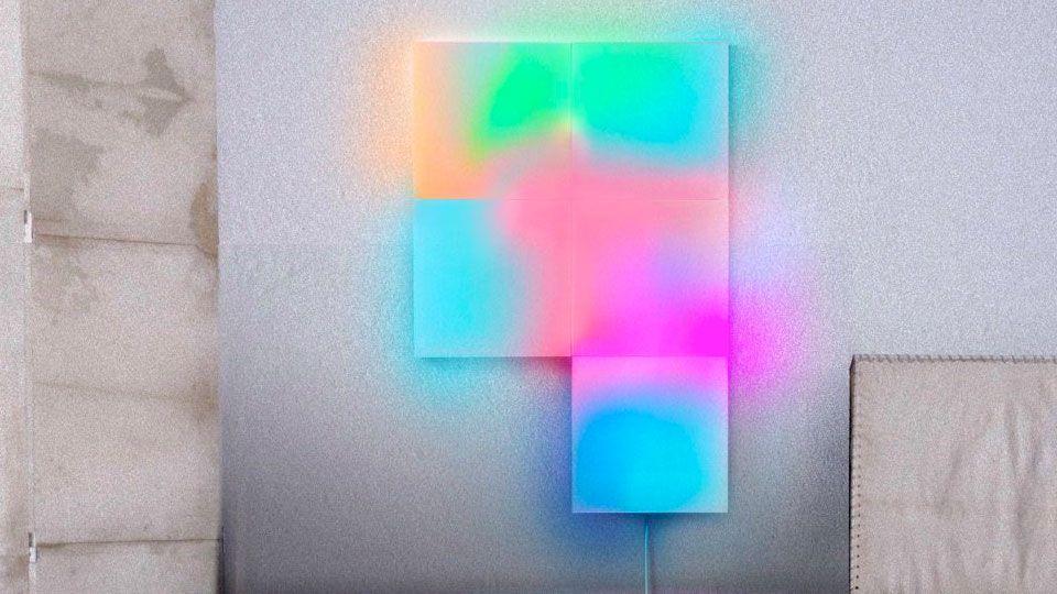 LIFX Tile smart lighting update unlocks secret tap-to-change color feature