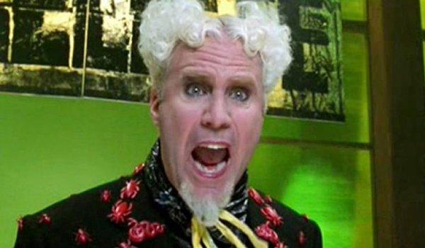 Will Ferrell in Zoolander