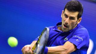 Novak Djokovic vs Tallon Griekspoor live stream: Novak Djokovic at US Open day 2