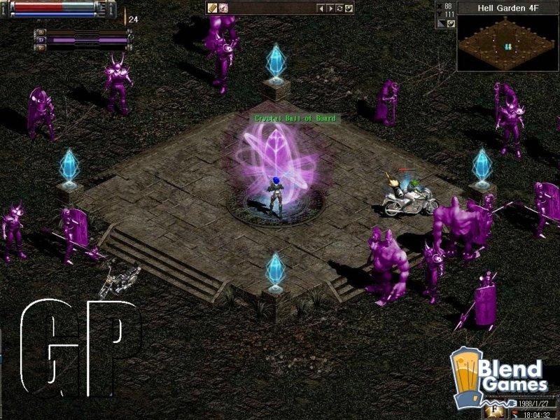 DarkEden New Dungeons And Screenshots #4654