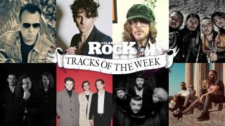 Start your week right with eight of the world's best new rock tracks. But which one's THE best? You decide.