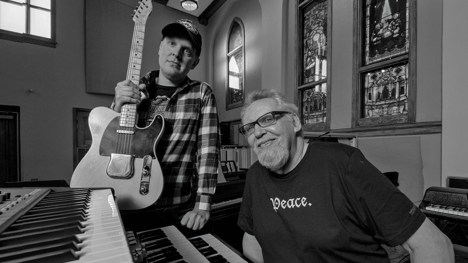 Reuniting SRV's Double Trouble: Reese Wynans and Joe Bonnamassa Talk 'Sweet Release' | Guitarworld